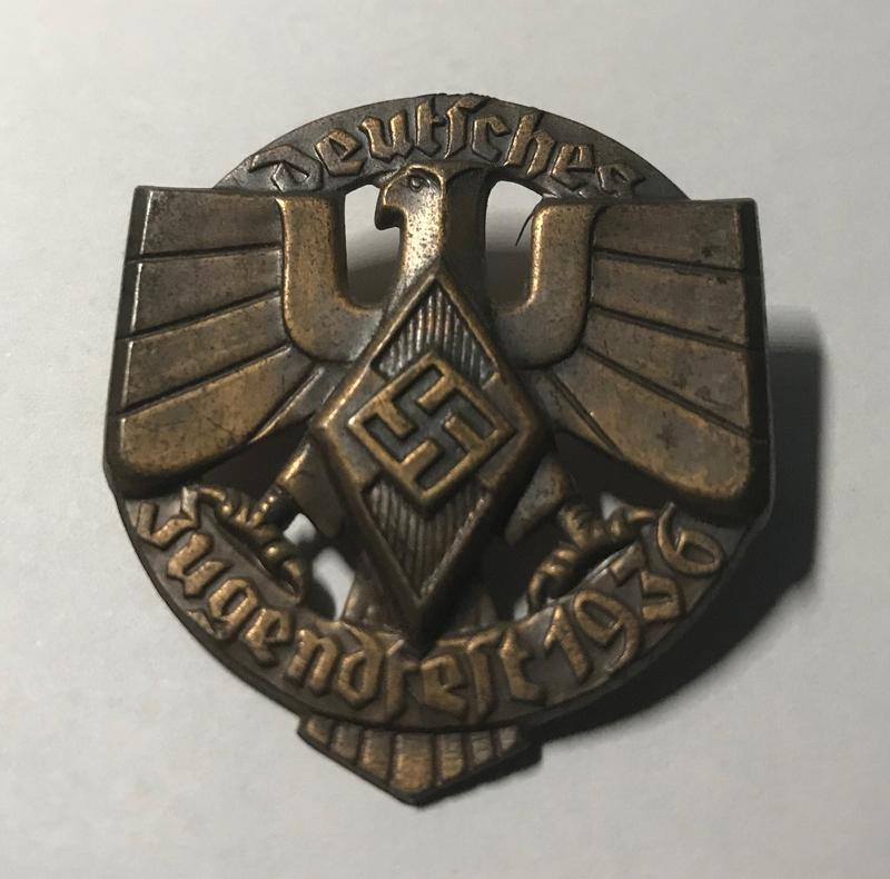 Deutsches Jugendfest 1936